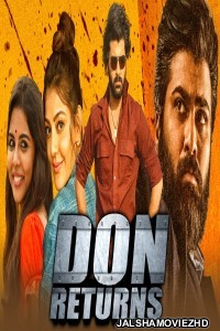 Don Returns (2021) South Indian Hindi Dubbed Movie