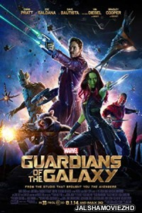 Guardians of the Galaxy (2014) Hindi Dubbed Movie