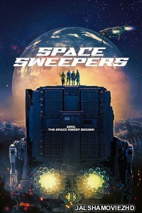 Space Sweepers (2021) Hindi Dubbed