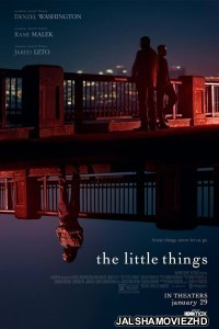 The Little Things (2021) English Movie